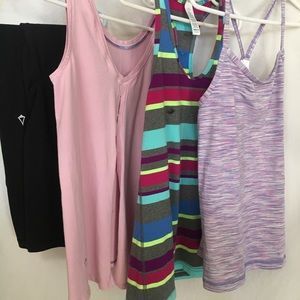 Ivivva Shirts & Tops - Ivivva bundle!  One great tank, rest are freebies!